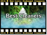 Toxin Free Cleaning Solutions