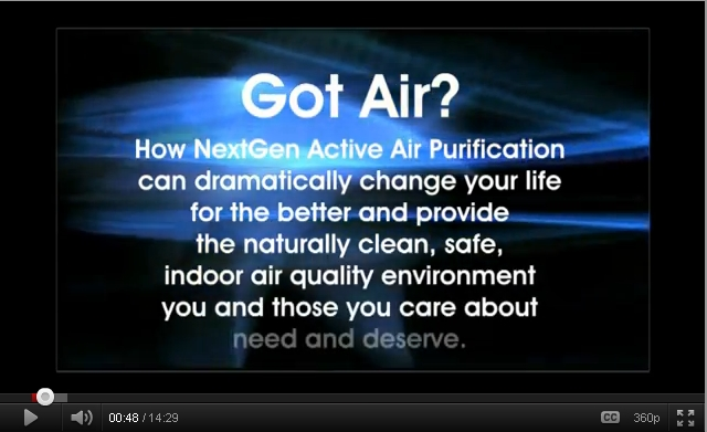 Got Air? Click on image to access video.