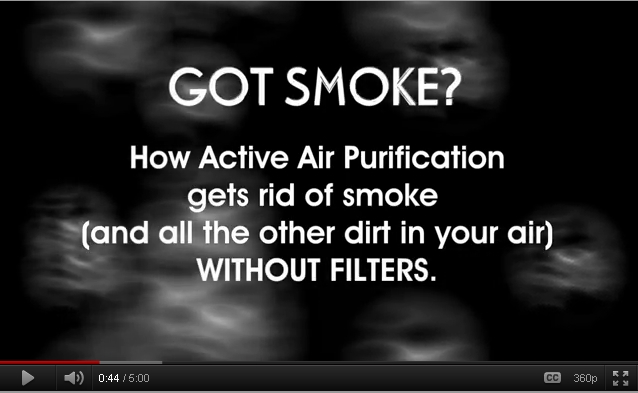 Got Smoke? Click on image to access video.