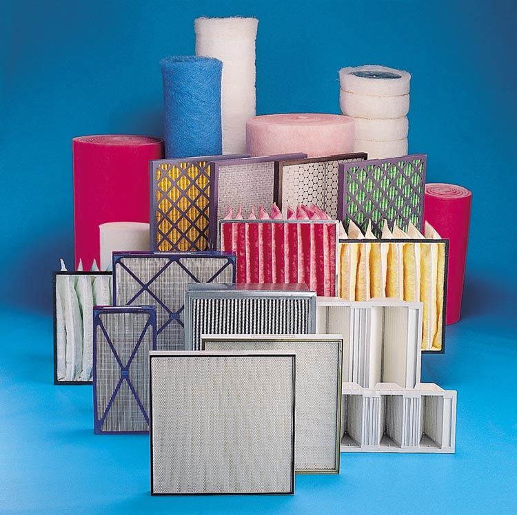 HVAC filters cover a broad range of styles, types, efficiencies and costs.