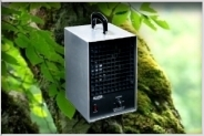 Active Air Purification Light to Medium Duty Ozone Generator