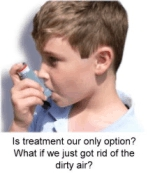 Is asthma treatment our only option?