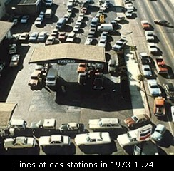 1970's gas lines